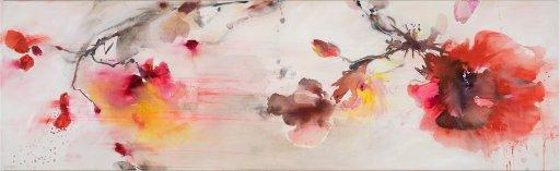 Blumen Malerei Alexandra Hiltl