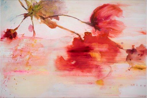 Acryl / Öl auf Leinwand | 100 x 150 cm