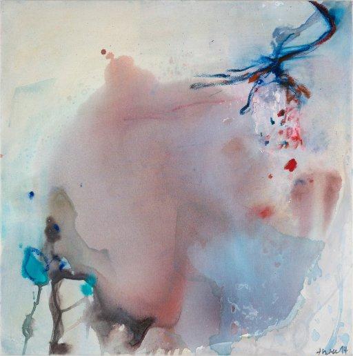 Acryl / Öl auf Leinwand | 65 x 65 cm