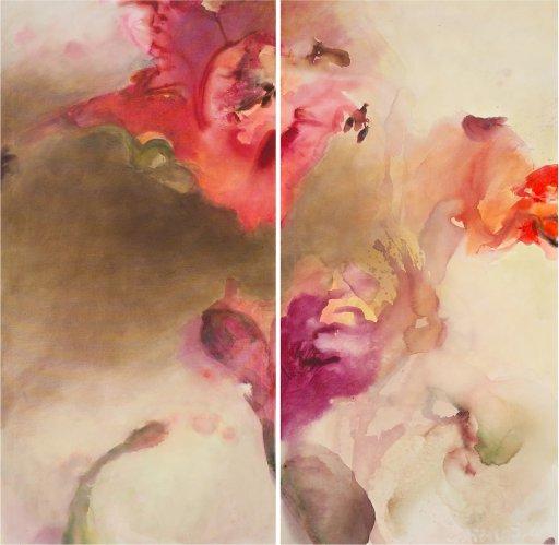 Blumenstücke von Aexandra Hiltl