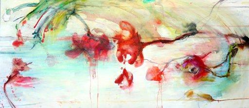Wasserblüten von Alexandra Hiltl