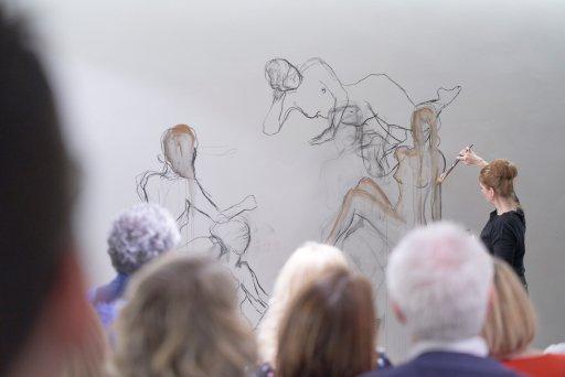 Performance im Landgasthof Meier, Hilzhofen