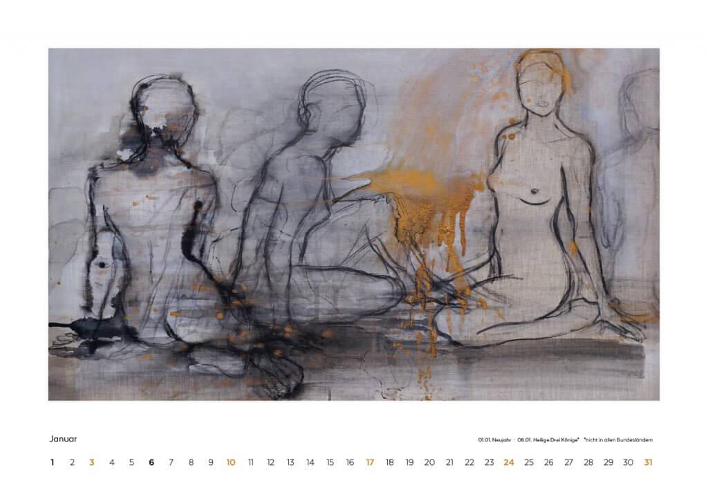 Kalender 2021 Januar