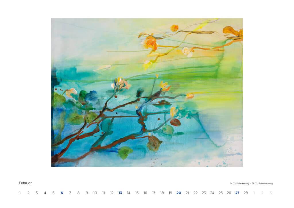Alexandra Hiltl Kalender 2022